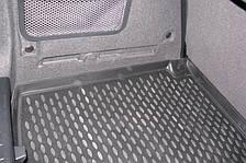 Коврик в багажник SEAT Altea 2004->, ун. (полиуретан)