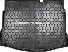 Коврик в багажник Volkswagen Jetta SD TOP (2010>) п/у AG (без ушей)