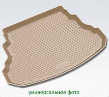 Коврик в багажник INFINITI FX/QX70 2009->, кросс. (полиуретан, бежевый)