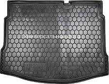 Коврик в багажник Smart 453 (2014>) Forfour п/у AG