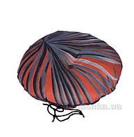 Подушка-сидушка круглая из гречневой лузги