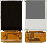 Дисплей (экраны) для телефона Fly E131