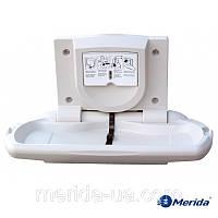 Складной настенный пеленальный столик Merida до 23 кг