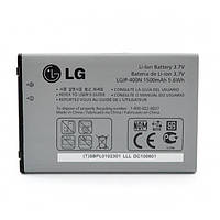 Аккумулятор LGIP-400N  для LG C310, GT540, GW550,  GW620, GX200 (Original)