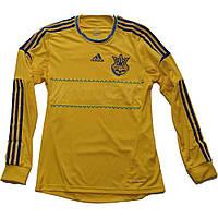 Футболка с длинным рукавом Adidas FFU Ukraine (X11627) X12056