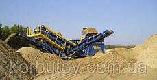 Песок в мешках речной фасовка 40кг, фото 2