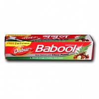 Зубная паста Дабур Бабул (Babool toothpaste Dabur) + зубная щётка, 90 гр