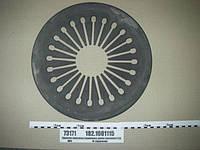 Пружина нажимная сцепления ЯМЗ 182.1601115 диафрагмы производство ЯМЗ