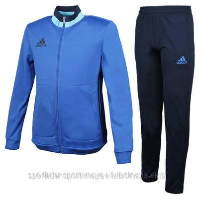 Детский тренировочный костюм Adidas Condivo 16 Track Suit AX6545 -  Спортлидер› спортивная и футбольная экипировка 1d739d2c8a731