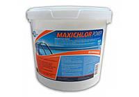 Power of Water 8002, Maxichlor. Таблетки хлора медленнорастворимые (200г х 25шт), 5кг
