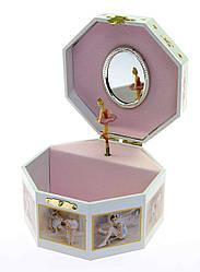 Goki Музыкальная шкатулка Балерина III 15347