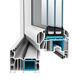 Вікна металопластикові WDS, Aluplast, фото 5