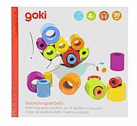 Goki Развивающая игра Балансируюий дельфин 56901