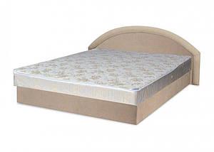 Кровать Ривьера(с матрасной ткани) (1,6х2 м) Фабрика мягкой мебели Вика