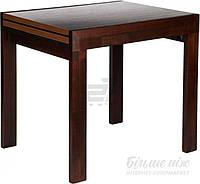 Стол кухонный орех с раздвижной столешней