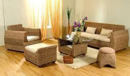 Плетёная мебель из лозы и ротанга