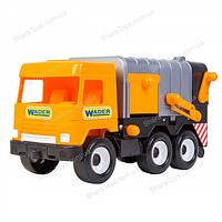 """Игрушечная большая машина мусоровоз """"Middle truck"""""""