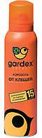 Аэрозоль от клещей Gardex (15 дней защиты)