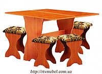 Стол кухонный раскладной.Мебельная фабрика РТВ