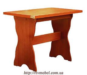 Стол кухонный раскладной + 4 табурета.Мебельная фабрика РТВ