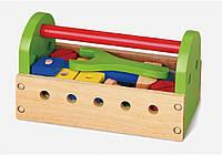 Набор Viga Toys Ящик с инструментами (50494VG)