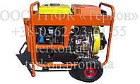 Дизельный генератор АД4-Т230-Т, Электростанция дизельная
