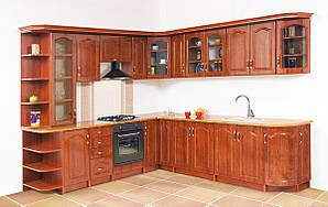 Кухня Оля з пеналом. Світ Меблів