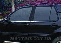 Окантовка стёкол Mercedes ML W163