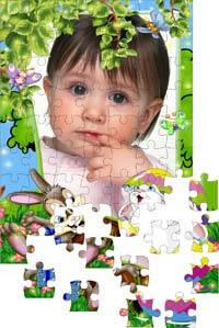 Пазл с фотографией, фотопазл, пазл с фото, рисунком или логотипом. А3, А4, А5. Детские пазлы., фото 2
