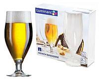 Набор бокалов для пива 620мл. Luminarc French Brasserie 2 шт.