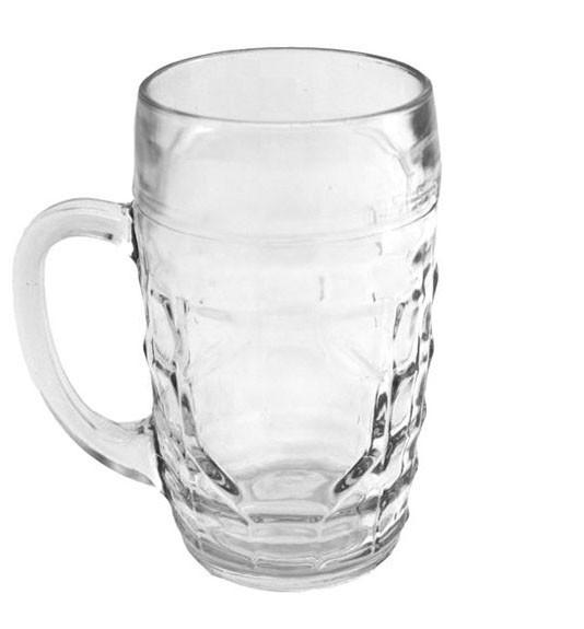 Кружка для пива БОГАТЫРЬ 500мл.