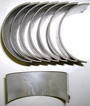 Вкладыши шатунные стандарт для двигателя  Perkins 4.236, 4.248, 4.212