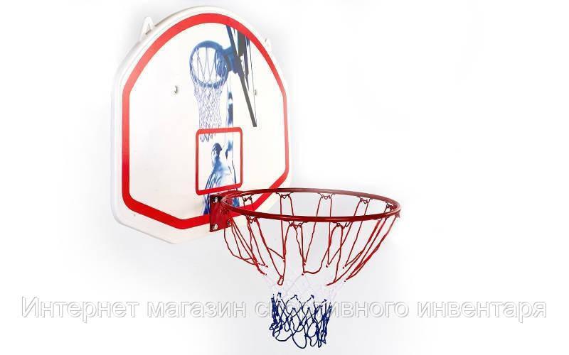 2e84e3ae Щит баскетбольный с кольцом и сеткой (d-42см) - Интернет магазин