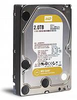 """Жесткий диск внутренний WD 3.5"""" SATA 3.0 2TB 7200RPM 6GB/S/128MB GOLD WD2005FBYZ"""