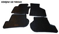 Автоковрики резиновые Aydi A6 C5 A4 B5 Q7 C7. Ауди