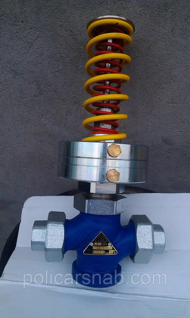 Регулятор давления LDM RD122V Ду 20 Ру 25