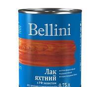 Лак яхтный BELLINI 2,5л