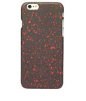 Apple iPhone 6 / 6S Чехол-накладка MELPN Brown (материал: высококачественная экокожа; декоративный шов)