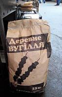 Уголь древесный 2,5 кг.