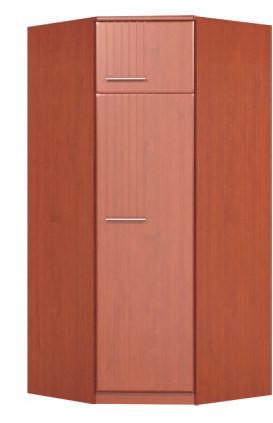 Шкаф угловой одежный