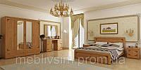Спальня  из массива ольхи  RICH-ART (Рич Арт)