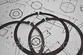 Стопорне кільце Ф17 ГОСТ 13942-86, DIN 471