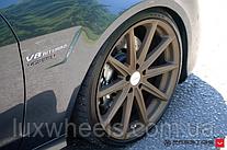 Mercedes Benz на дисках Vossen VFS-10