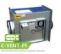 Вентилятор канальный для круглых каналов C-VENT-PF-315A-4-220