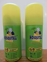 Аэрозоль от комаров Mosquitall Fаmily100 мл