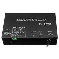 Светодиодный контроллер H807SC (для DMX-консоли)