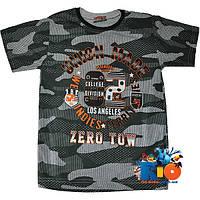 """Детская футболка """"Union Made"""" , трикотаж , для мальчиков от 2-11 лет (5 ед.в уп.)"""