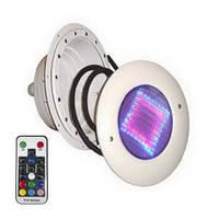 Светодиодный прожектор для бассейна Aquant RGB 24 Вт с пультом управления