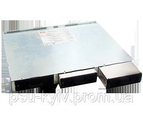 Каркас RKP-1U с установленными источниками питания RCP-2000