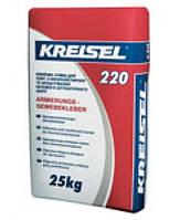 Кreisel 220 STYRLEP (25кг) Клей для пенополистирольных плит